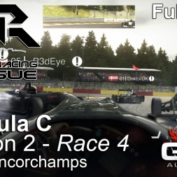 GRID Autosport | NRL - S2 - Formula C - Round 4 @ Spa-Francorchamps (Official Highlights)