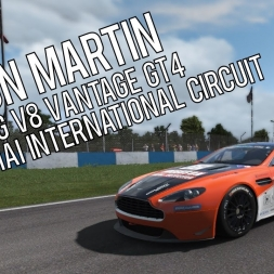Let's Play | Project CARS | Aston Martin Racing V8 Vantage GT4