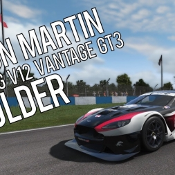 Let's Play | Project CARS | Aston Martin Racing V12 Vantage GT3