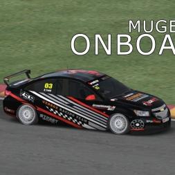 VSR HTCC 2015 | Mugello Circuit | Balazs Toldi OnBoard