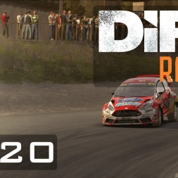 DiRT Rally Gameplay: Clubman Rallycross Event 1 - Episode 20