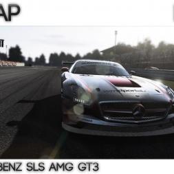 Project Cars - Hotlap Brno | Mercedes-Benz SLS AMG GT3 - 1:57.675