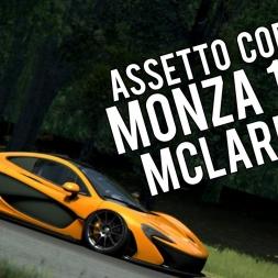 Assetto Corsa | Monza 1966 | McLaren P1