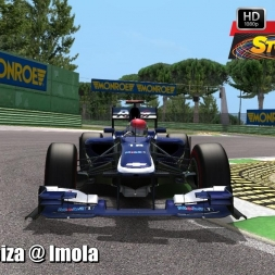 Formula Reiza @ Imola Driver's View - Stock Car Extreme 60FPS