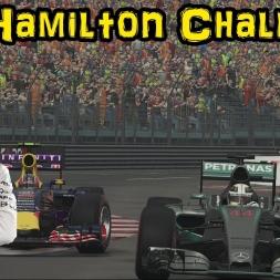 F1 2015 - The Hamilton Challenge - Ep 6: Monaco
