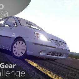 "Assetto Corsa Top Gear Challenge #34 - The  ""reasonably priced"" Suzuki Liana"