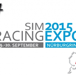 Iberica Racing Team at SIMRACING EXPO 2015 - Nürburgring