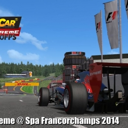 Formula Extreme @ Spa Francorchamps 2014 - Stock Car Extreme 60FPS