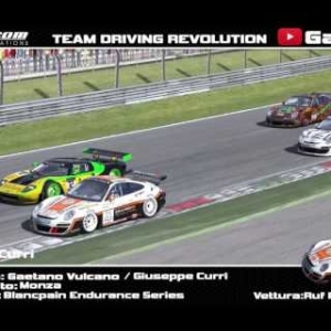 IRACING BLANCPAIN ENDURANCE SERIES -TEAM DRIVING REVOLUTION- MONZA