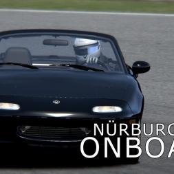 GTR-Masters | Assetto Corsa Fun | Mazda MX-5 | Nürburgring GP | Balazs Toldi OnBoard