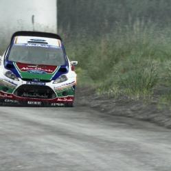 DIRT Rally | Dyffryn Afon | Balazs Toldi OnBoard