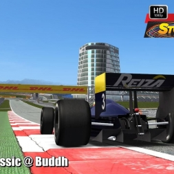 Formula Classic @ Buddh Driver's View - Stock Car Extreme 60FPS