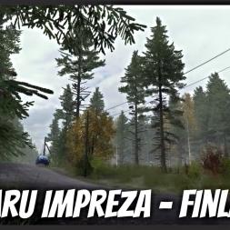 Dirt Rally - Mai mult prin aer - Subaru Impreza - Finland
