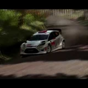 DiRT Rally - Oksala 2nd Fastest Time! Flying Finland Update