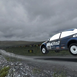 Focus WRC @ Bidno Moorlands