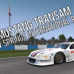 Let's Play | Project CARS | Ford Mustang TransAm