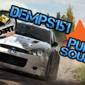 DIRT RALLY, Ford Focus, Pure SOUND