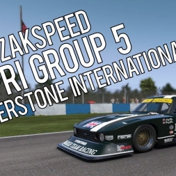 Let's Play | Project CARS | Ford Zakspeed Capri Group 5