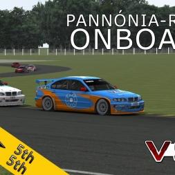 VSR ETCC 2015   Pannónia-Ring   Balazs Toldi OnBoard