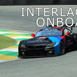SIMCO GT3 2015 | Test Race | Interlagos | BMW Z4 GT3 | Balazs Toldi OnBoard
