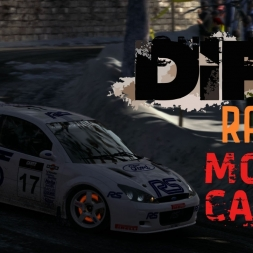 Dirt Rally - Focus WRC 01 in Monte Carlo