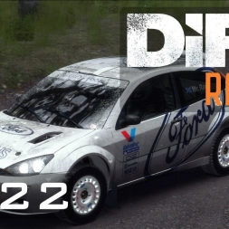 DiRT Rally Gameplay: Finland! V0.8 Review - Episode 22
