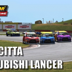 Game Stock Car Extreme Beta :: Patch 1.48 :: Mitsubishi Lancer Cup :: Velo Citta Circuit.
