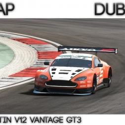 Project Cars - Hotlap Dubai GP | Aston Martin GT3  - 1:55.031 + Setup