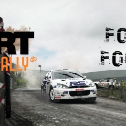 Dirt Rally - Focus WRC 01 in GB
