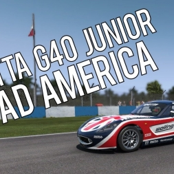 Let's Play | Project CARS | Ginetta G40 Junior