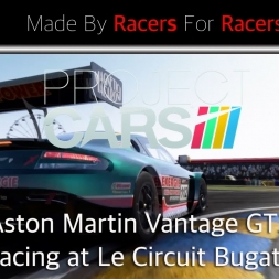 Project Cars - Aston Martin Racing V12 Vantage GT3
