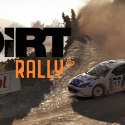 Dirt Rally - Focus WRC 01 in Greece