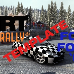 [Template] Dirt Rally - Ford Focus WRC '01