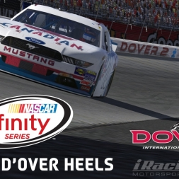 """iRacing: Head D'over Heels ft. Bacon Lard"" (Xfinity Mustang at Dover International Speedway)"