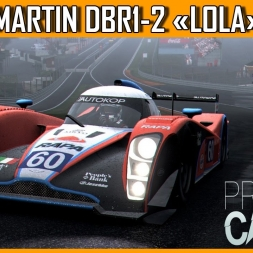 Project CARS | Aston Martin DBR1-2  | Aston Martin Track Expansion