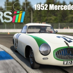 Project CARS - Mercedes 300SL @ Nürburgring Müllenbach