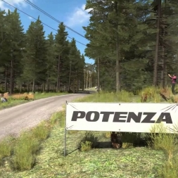 Dirt Rally - Kontinjarvi - Ford Focus WRC