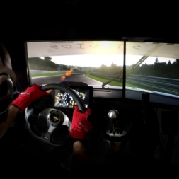 Project Cars - BMW M1 Procar 1981 @ Nordschleife - Setup View