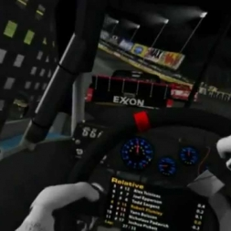 iRacing Nascar Trucks at Charlotte with the Oculus Rift DK2