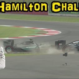 F1 2015 - The Hamilton Challenge - Ep 9. Britain