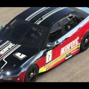 Forza 6 Catalunya V8 Race (60fps)
