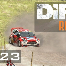 DiRT Rally Gameplay: Glitched Mirrors - Episode 23