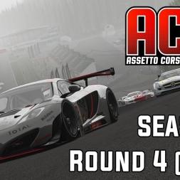 ACRL Season 4 EU PRO GT3 Round 4 @ Spa