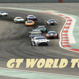 Apex Stalkers GT World Tour: GT3 @ Dubai