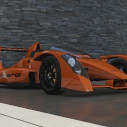 Forza Motorsport 6 Test Drive DLC Caparo T1 (60fps)