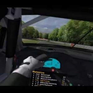 iRacing BSRTC Round 75 from Brands Hatch GP on the Oculus Rift DK2