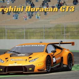 Assetto Corsa - Lamborghini Huracan GT3 @ Catalanya