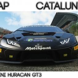 Assetto Corsa | Hotlap Catalunya GP - Huracan GT3 - | 1:48.734