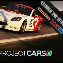 Ginetta G40 Club Racing | Part #1 | Livestream Reupload | Oct 6th