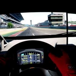 Assetto Corsa - Lamborghini Huracan GT3 @ Catalunya - Dream Pack 2 Triple Screen